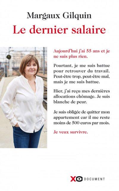 Livre Le dernier salaire - Margaux Gilquin