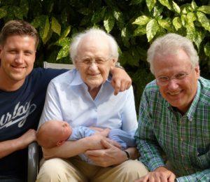 seniors – famille – générations