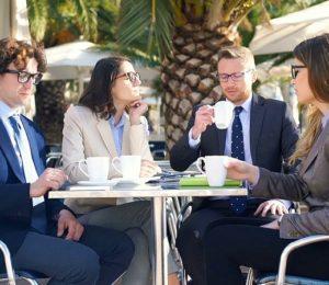 vie professionnelle-réunion de travail